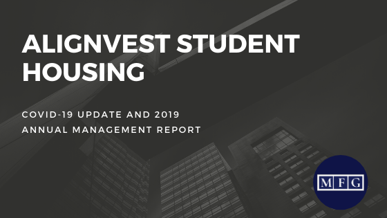 COVID-19 Update and 2019 Annual Management Report