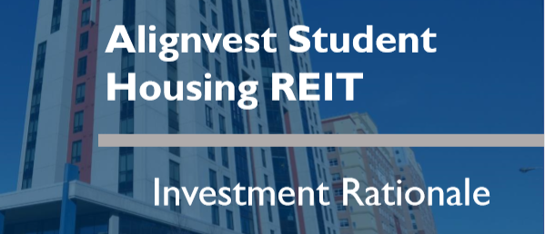 Alignvest Student Housing – Investment Rationale