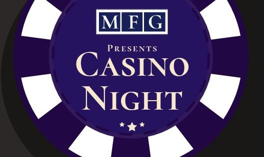 MFG Charity Casino Night