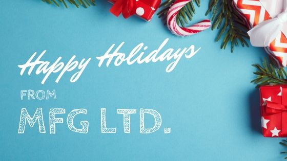 Happy Holidays from Meckelborg Financial Group Ltd.