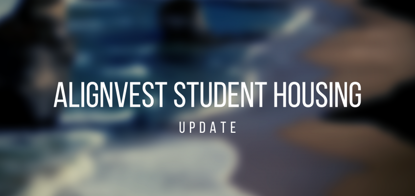 Alignvest Student Housing – Update