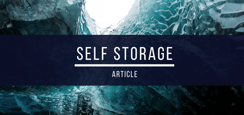 Self Storage Acquisition Activity in 2021
